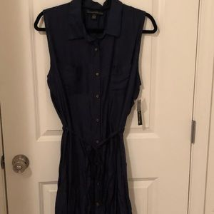 French Laundry Shirt Dress